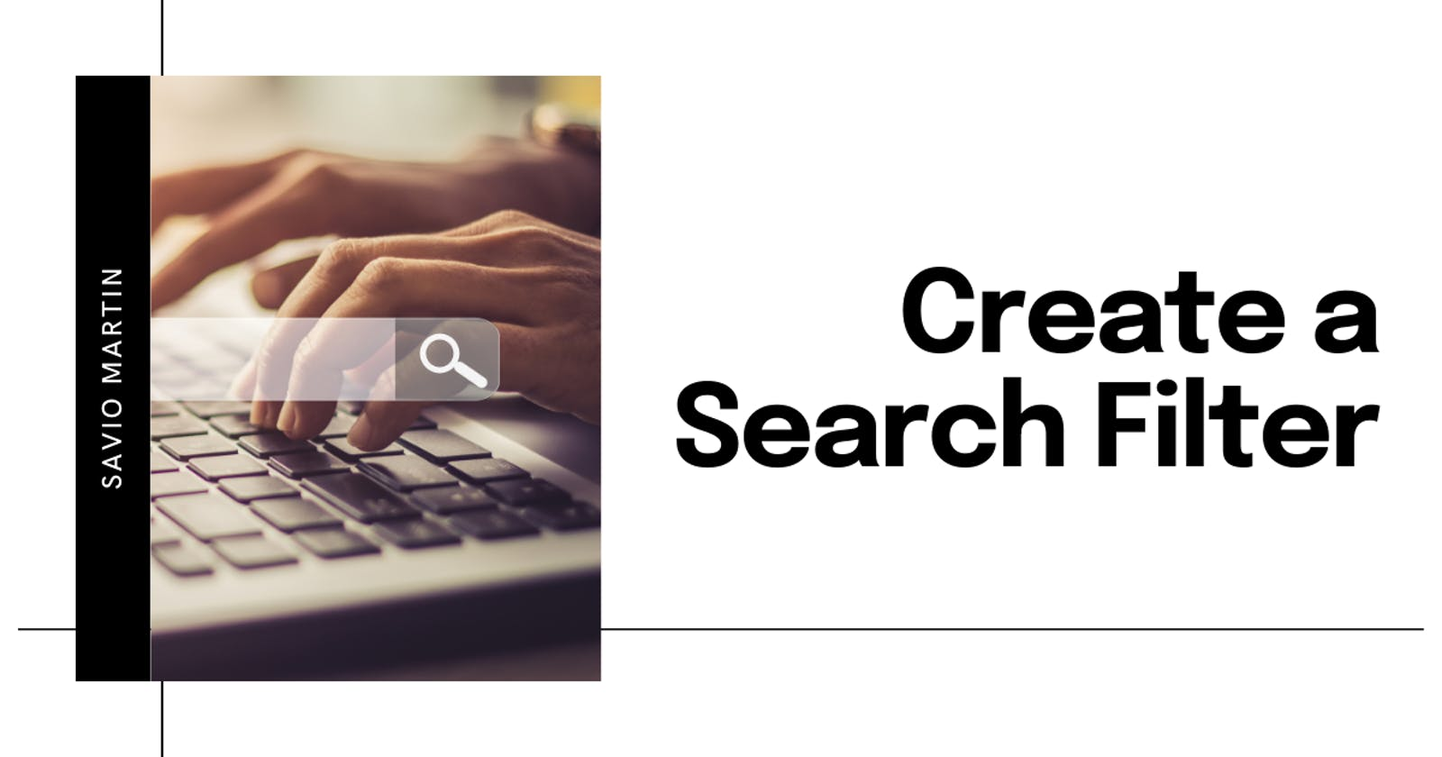 Create a Search Filter in React from Scratch 🔎