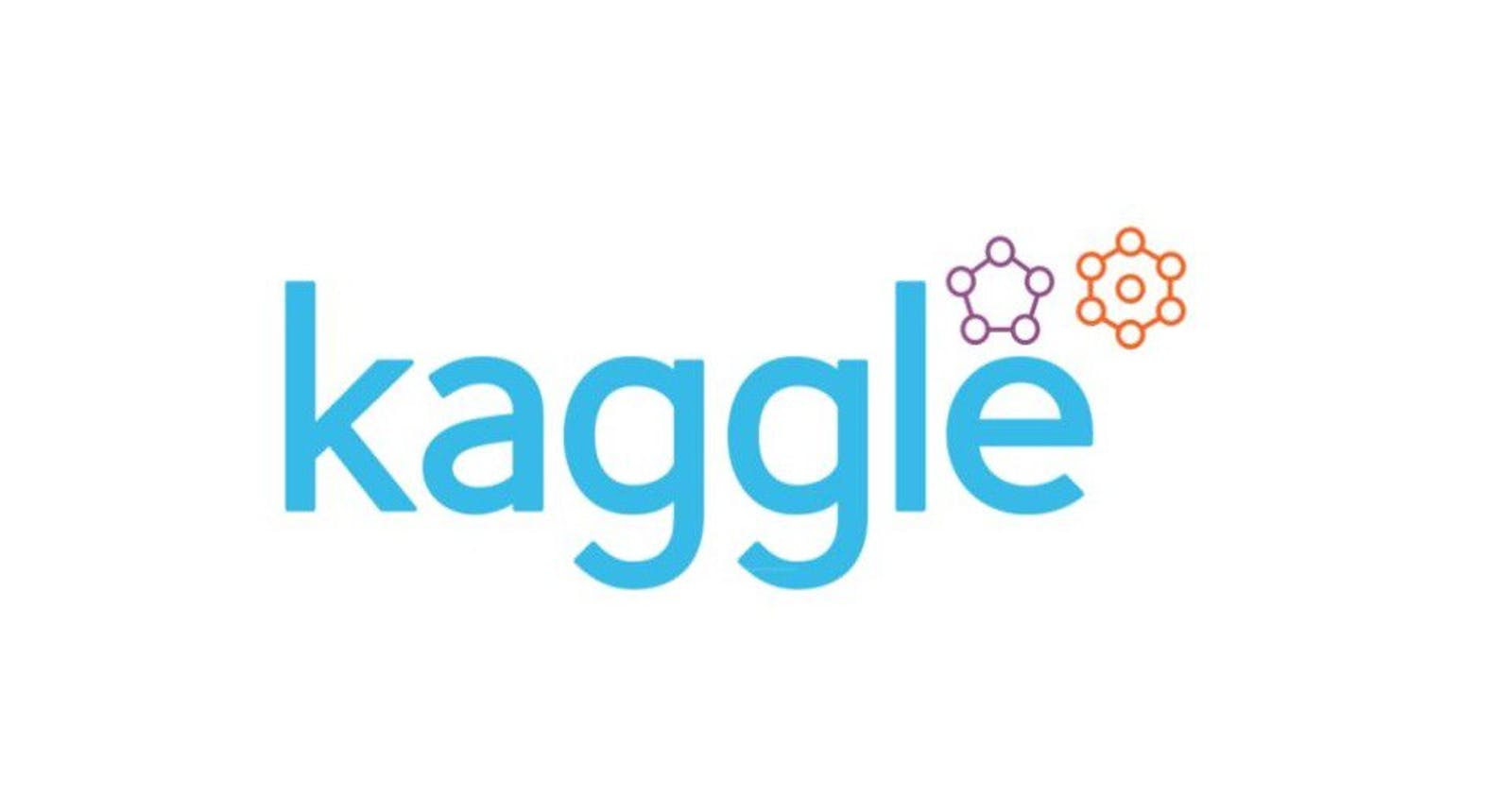 What is Kaggle and why should I be in it?