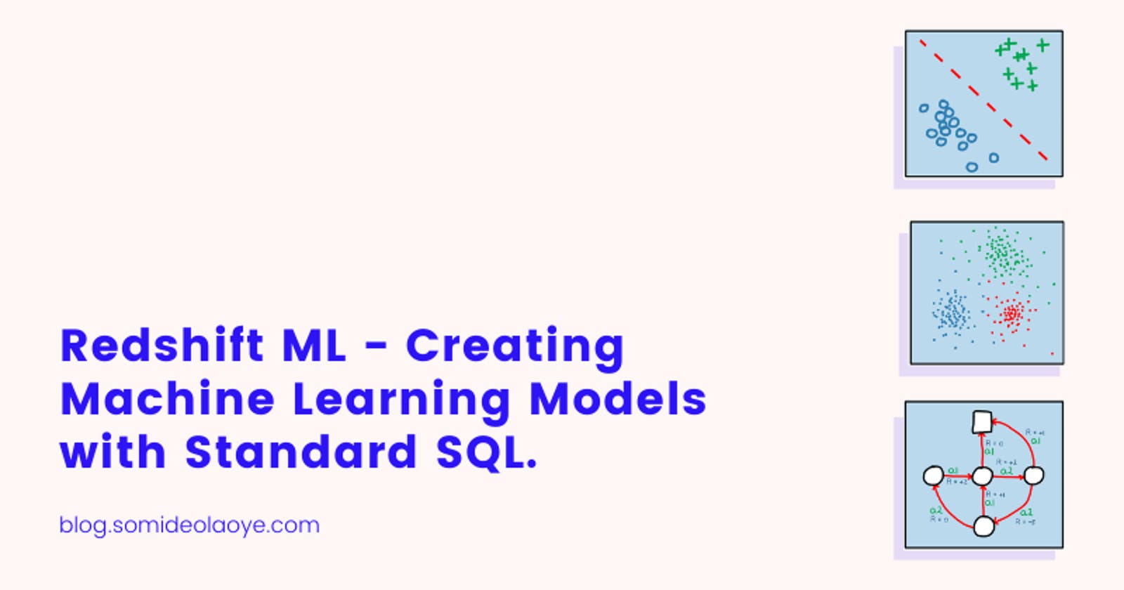 Amazon Redshift ML - Creating Machine Learning Models with Standard SQL.