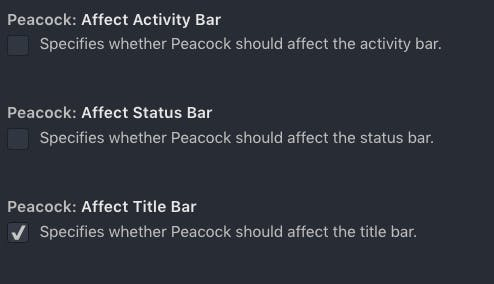 peacock_extension_settings.png