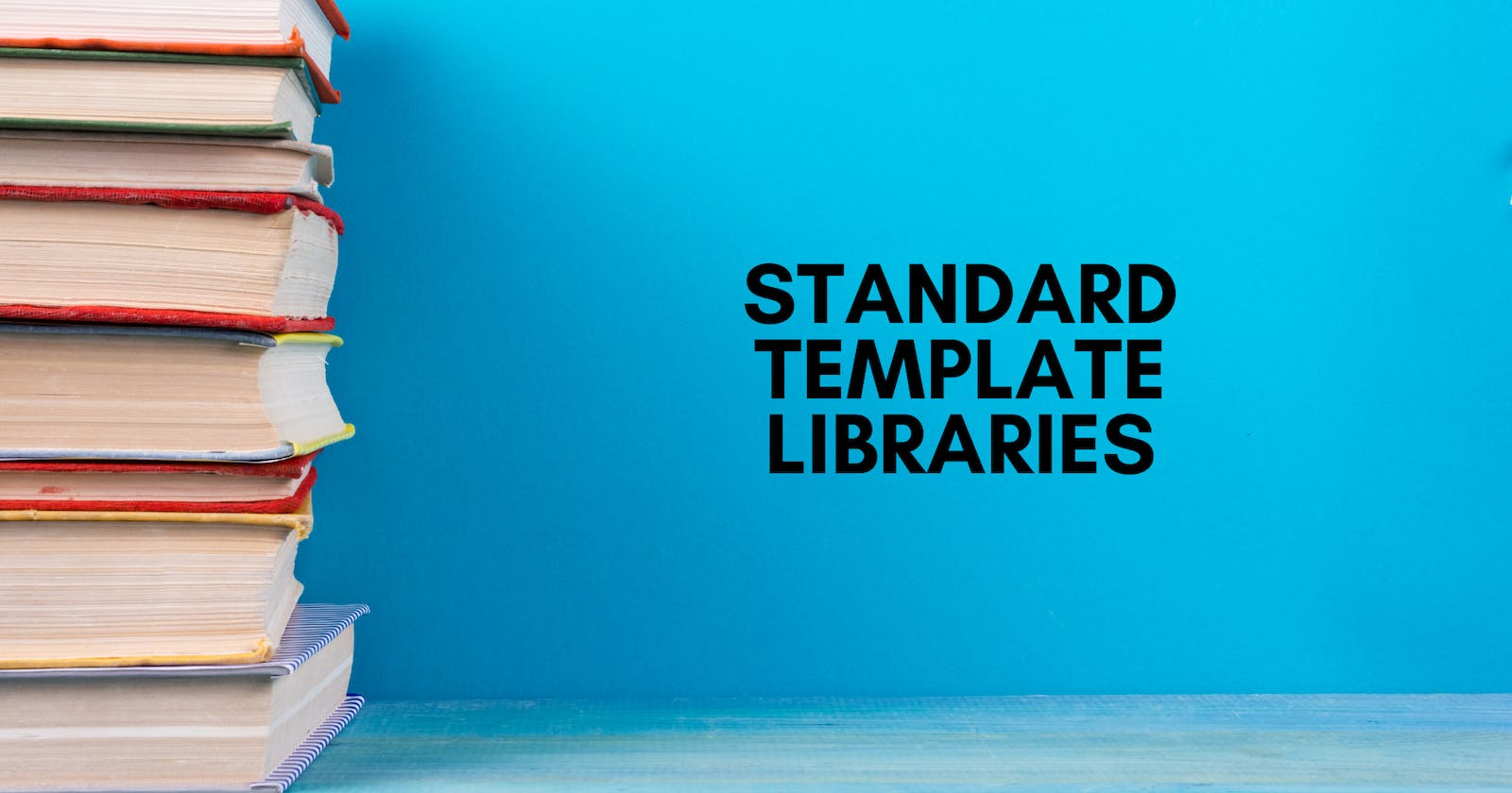 Standard Template Library in C++