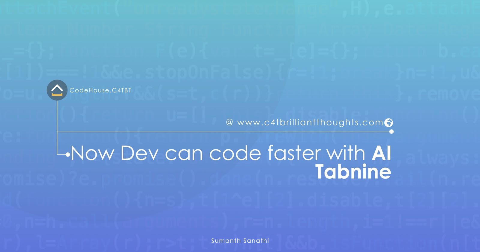Now Dev can code faster with AI