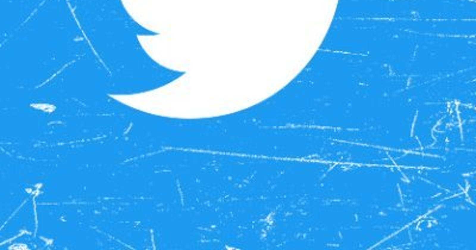 How to use Twitter to your advantage.