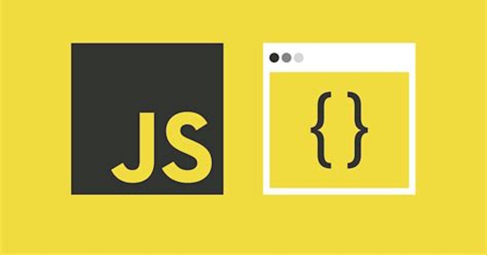 JavaScript Built-in Functions VS Web Browser APIs