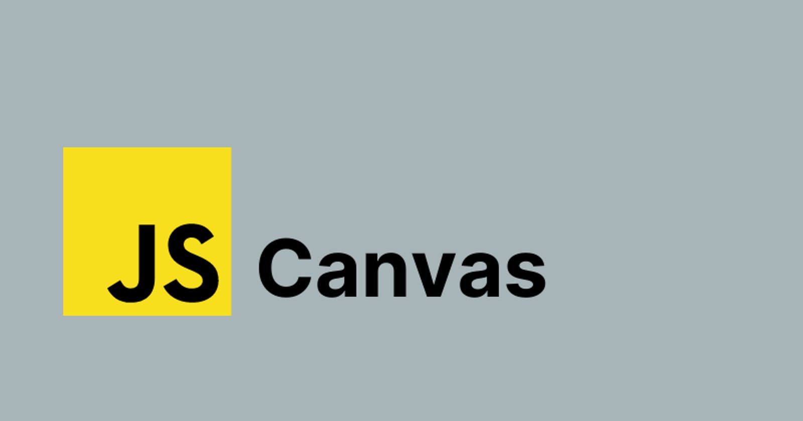Animated Canvas in JS