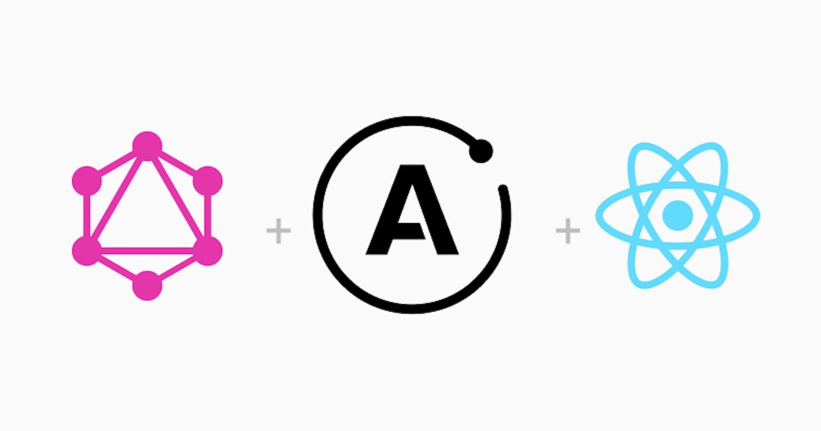 How to convert your REST calls to return GraphQL responses using Apollo - NextJs - React