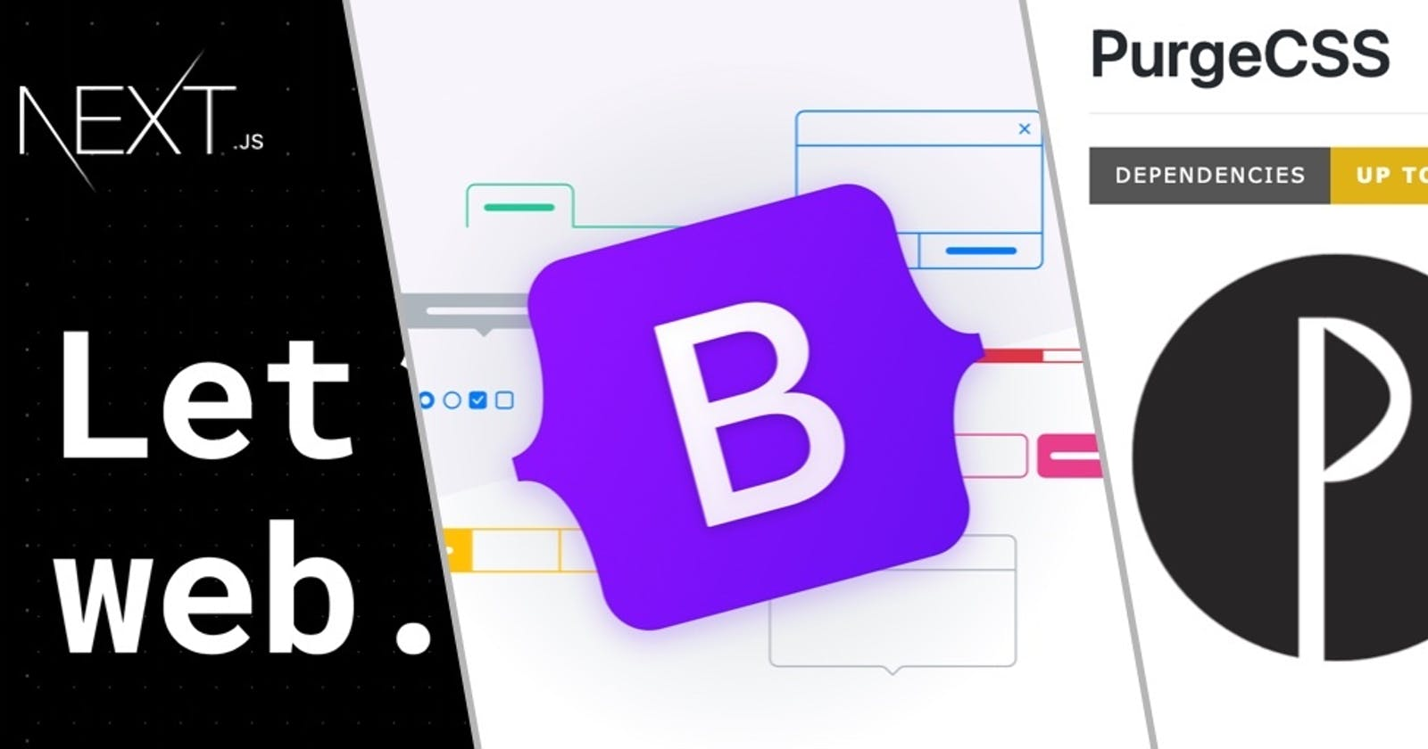 Speedy and Stylish - How to style NextJS with Bootstrap 5, SASS, and PurgeCSS