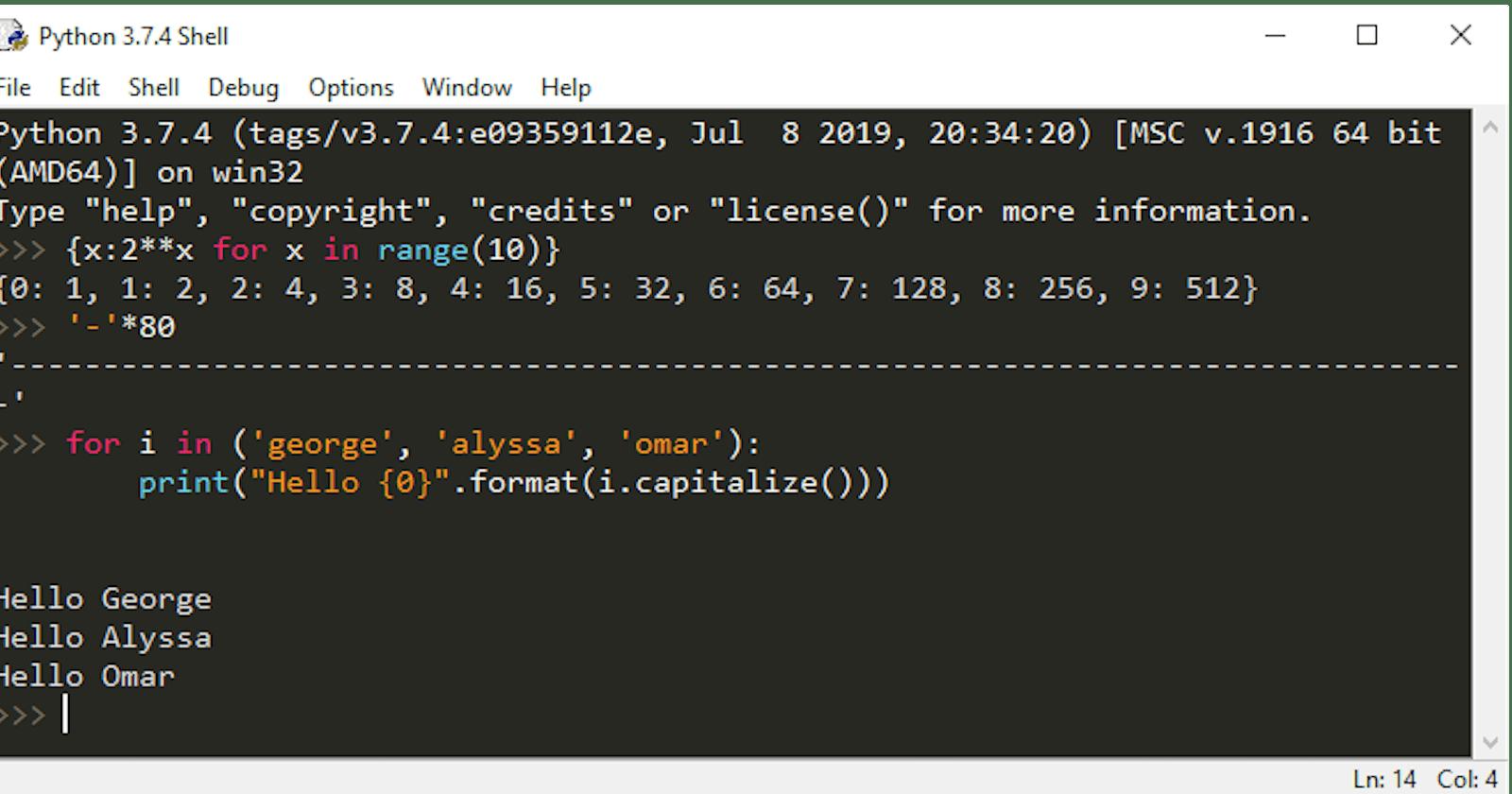 How to add Monokai dark highlighting theme to IDLE Python Shell