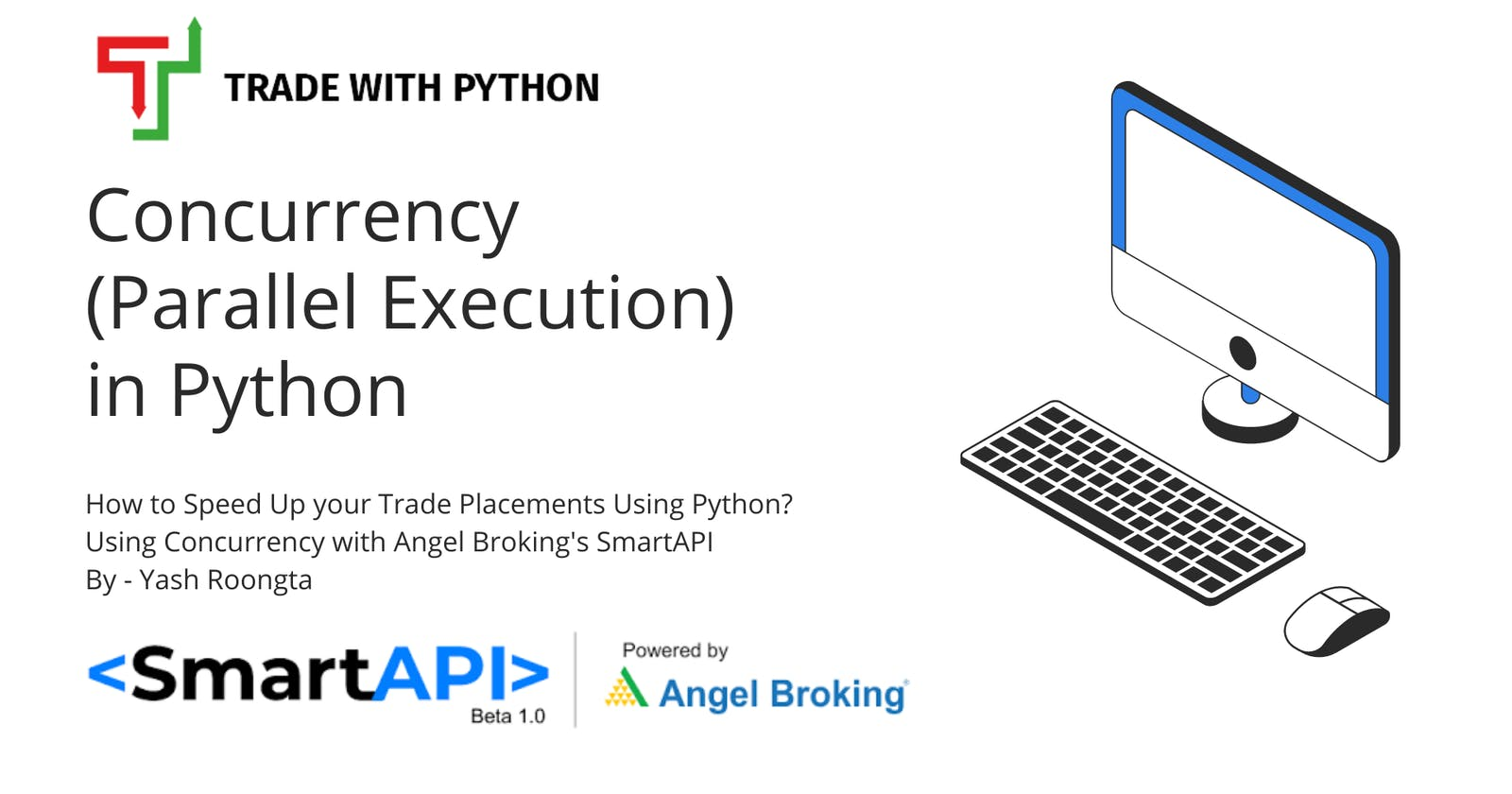 How to Speed Up Your Trades Execution using Python?
