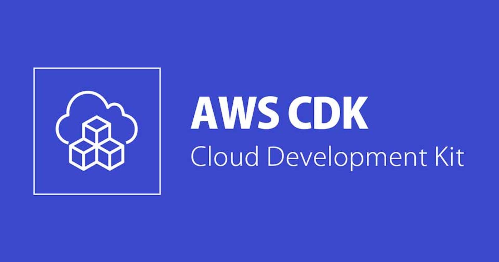 Deploy fixed IP lambda inside a VPC using AWS CDK