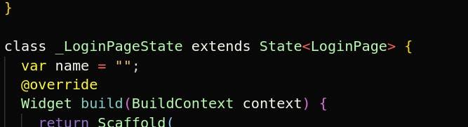 variable declaration in dart