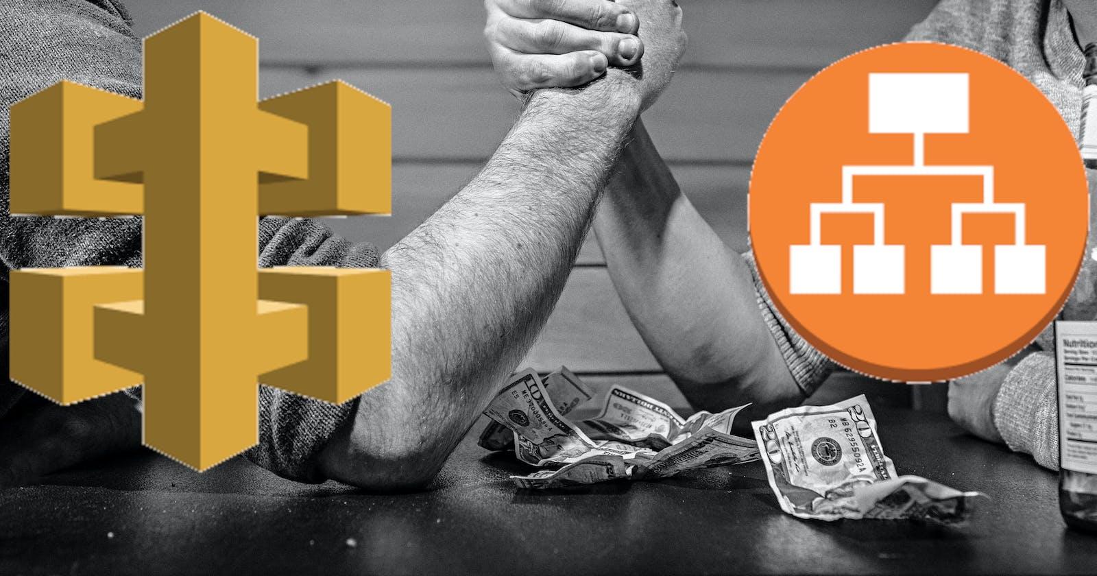 Battle of the Serverless API Routers: ALB vs API Gateway  - Pricing