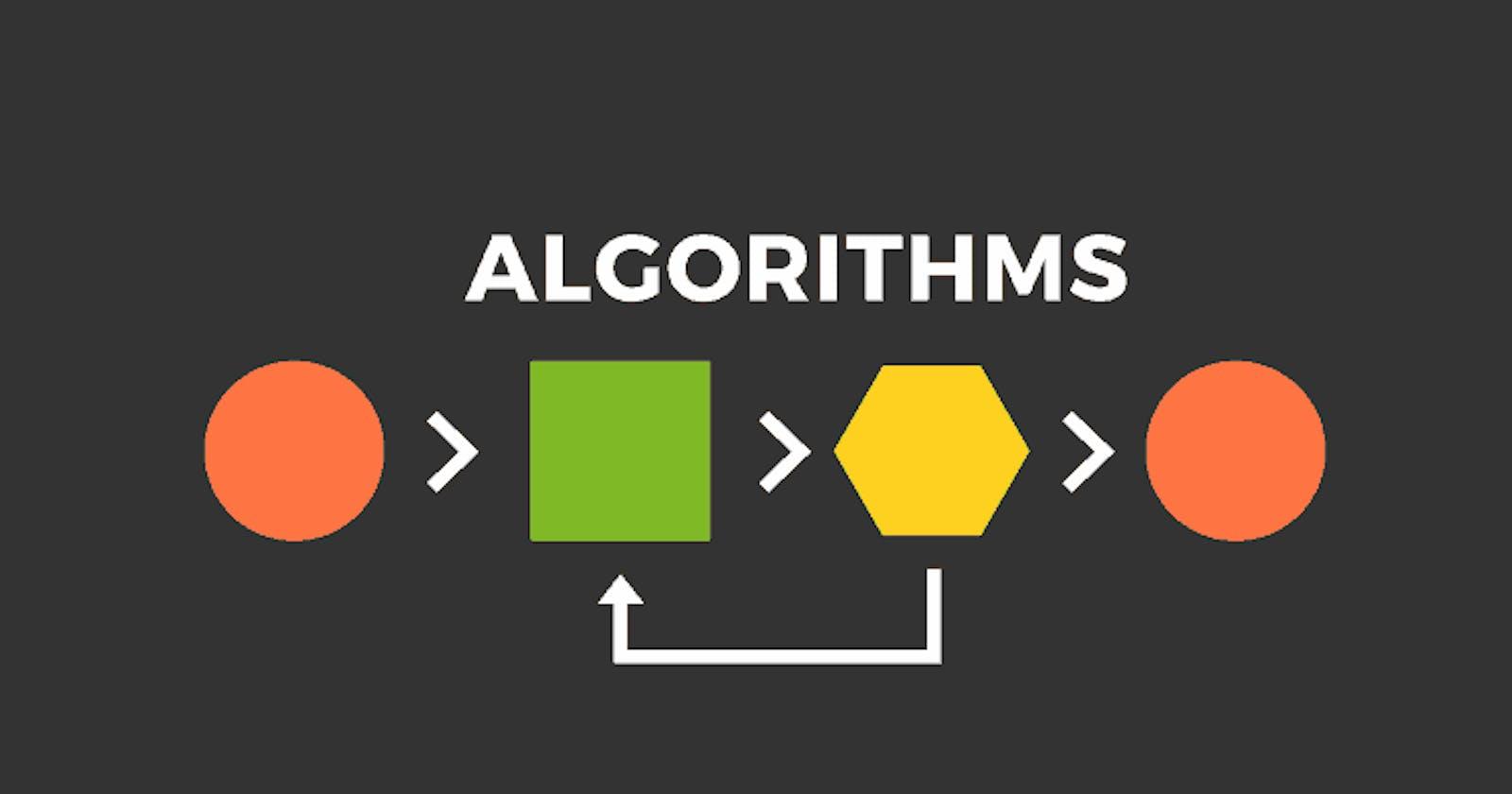 Algorithms - A Deep Dive