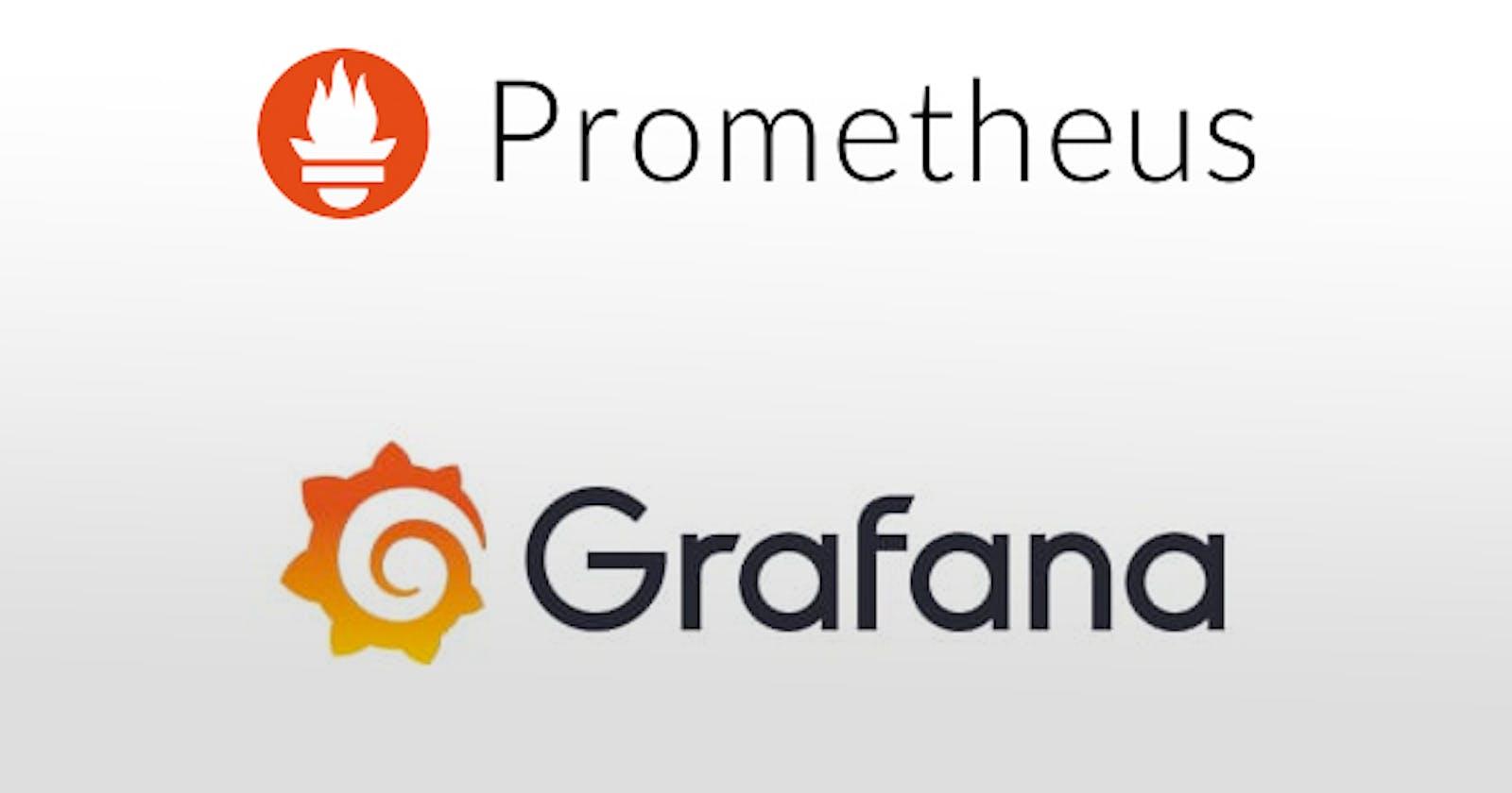 How to setup Prometheus and Grafana to monitor ( Part1)
