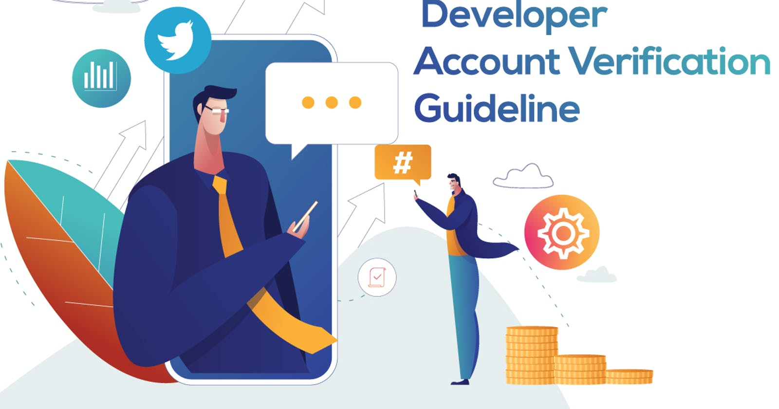 Review of your Twitter developer account application