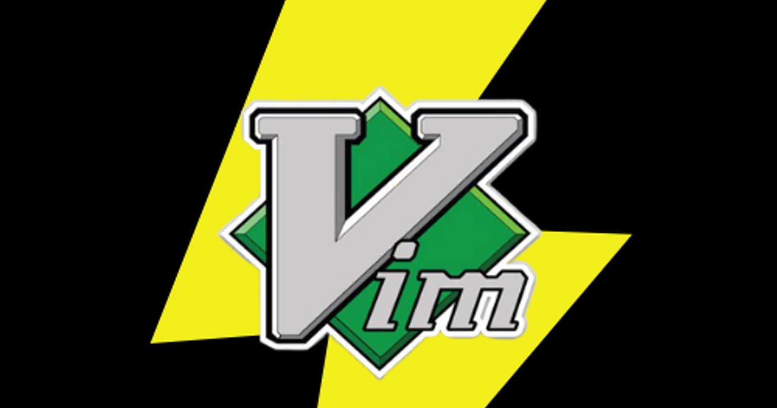 Why and How you should use VIM as a text editor and IDE