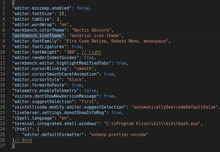 Ảnh 8 - Thiết lập Visual Studio Code và Extensions dành cho dân Front End