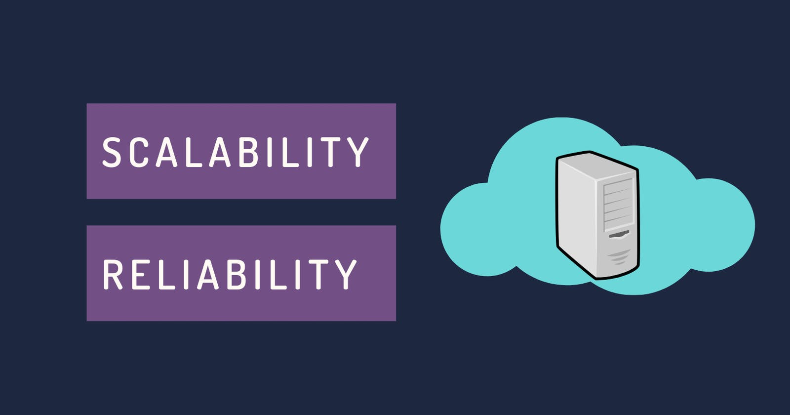 Introduction to system scalability and reliability