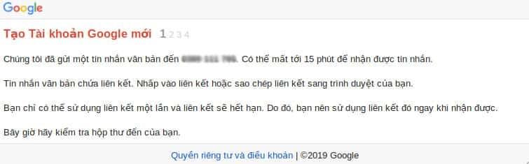 Ảnh 2 - Tạo hàng chục tài khoản Gmail trên 1 số điện thoại
