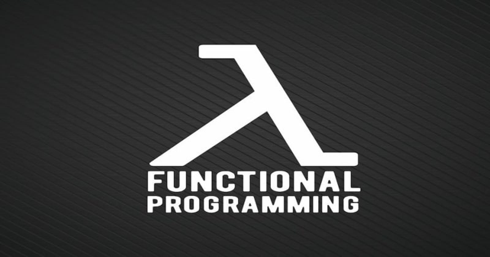 Learn You a Functional Programming for Great Good!