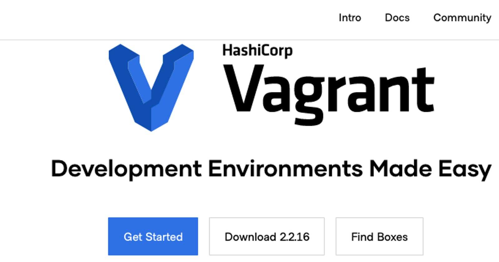 Vagrant Development Environment Setup