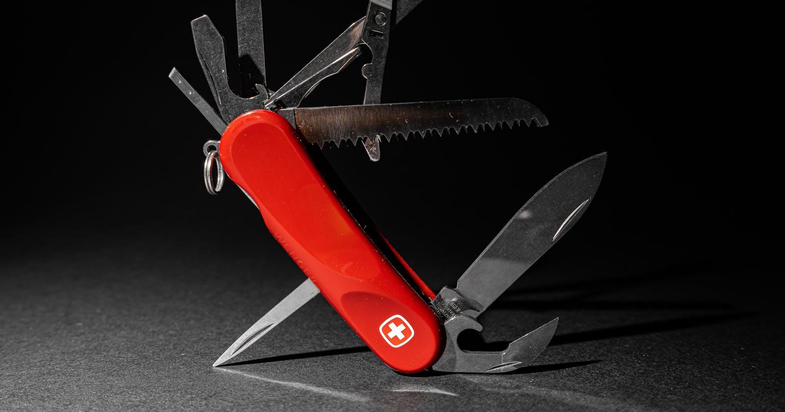 Building my personal Swiss Army Knife services