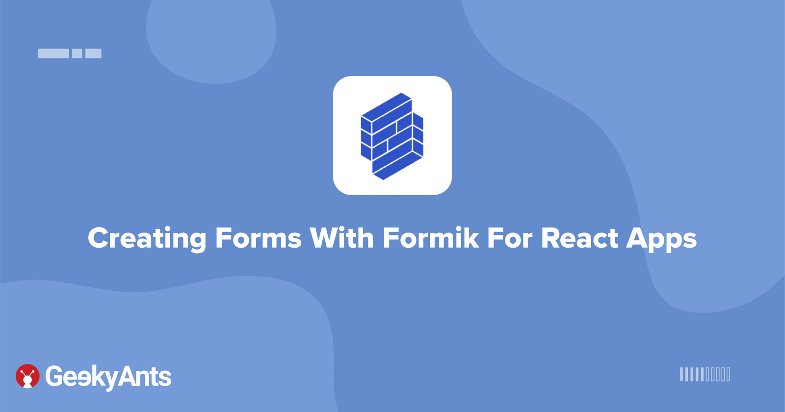 Creating Forms With Formik For React Apps