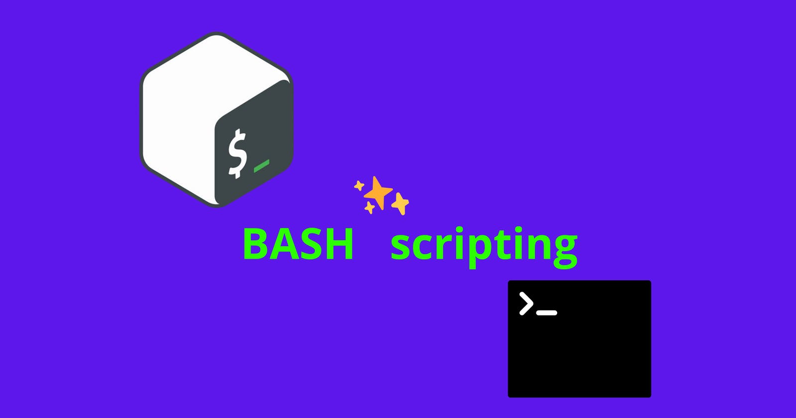 Getting started with BASH Scripting - PART- I
