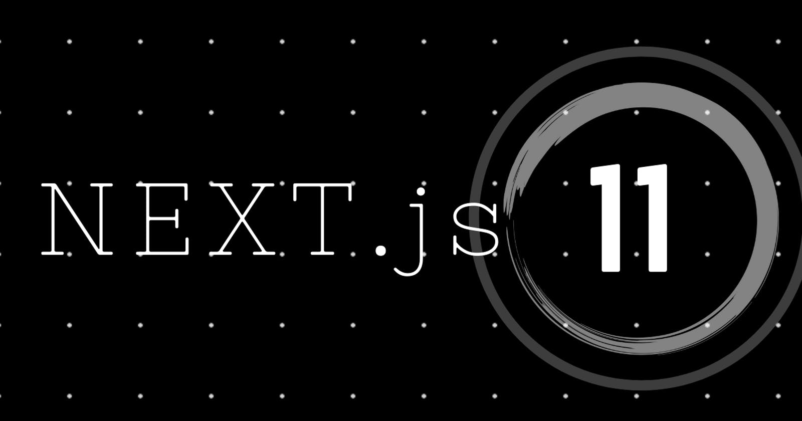 How to add Next.js 11 image component to your website