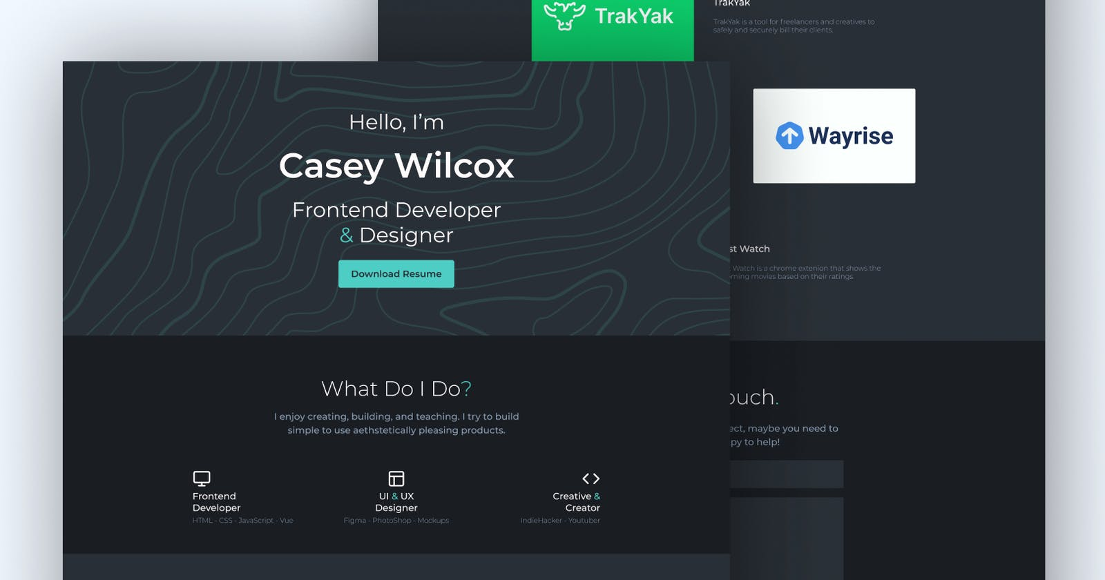 What's a portfolio and How to build one for Web Development