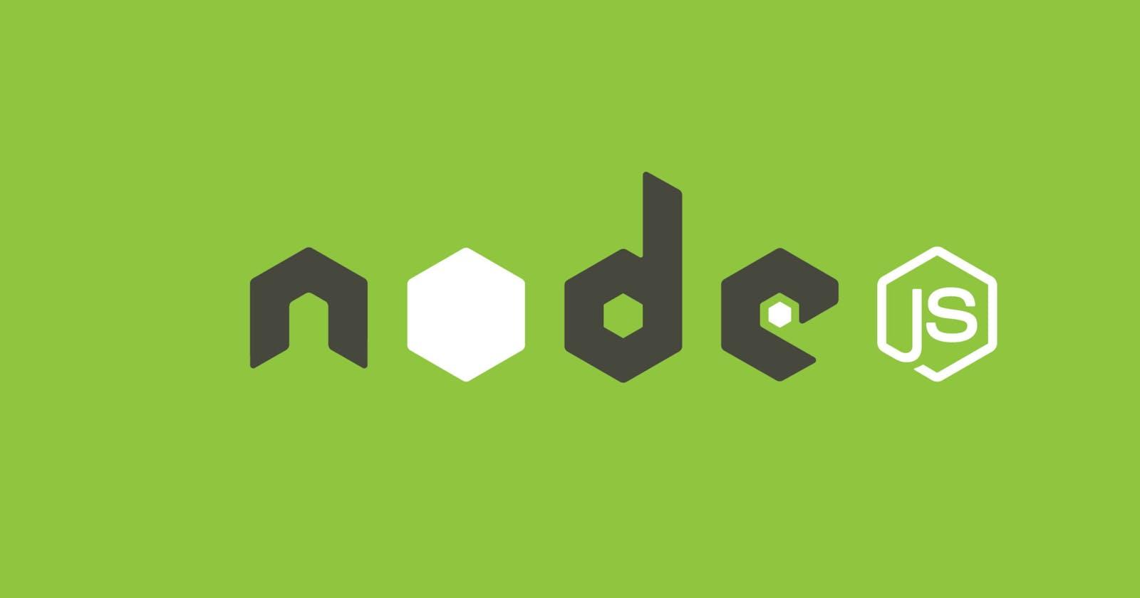 NodeJS without NPM