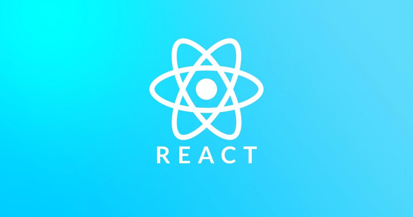 Understanding React Hooks; useState()