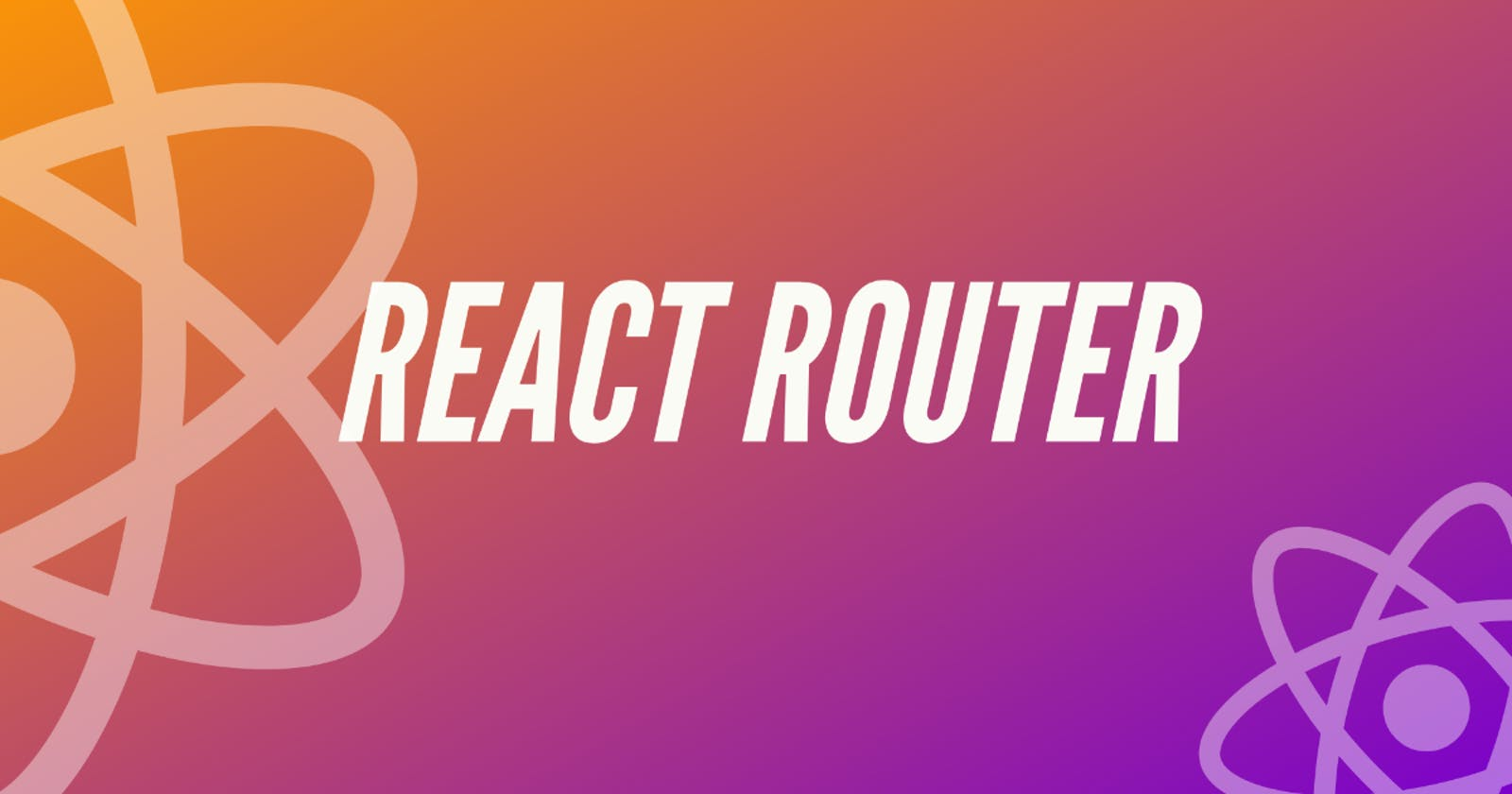 🚀 The React Router Module Is Now Available!
