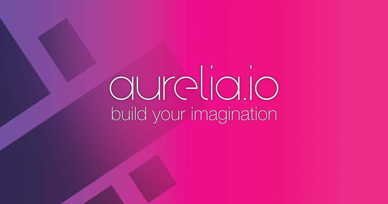 Aurelia: First impressions