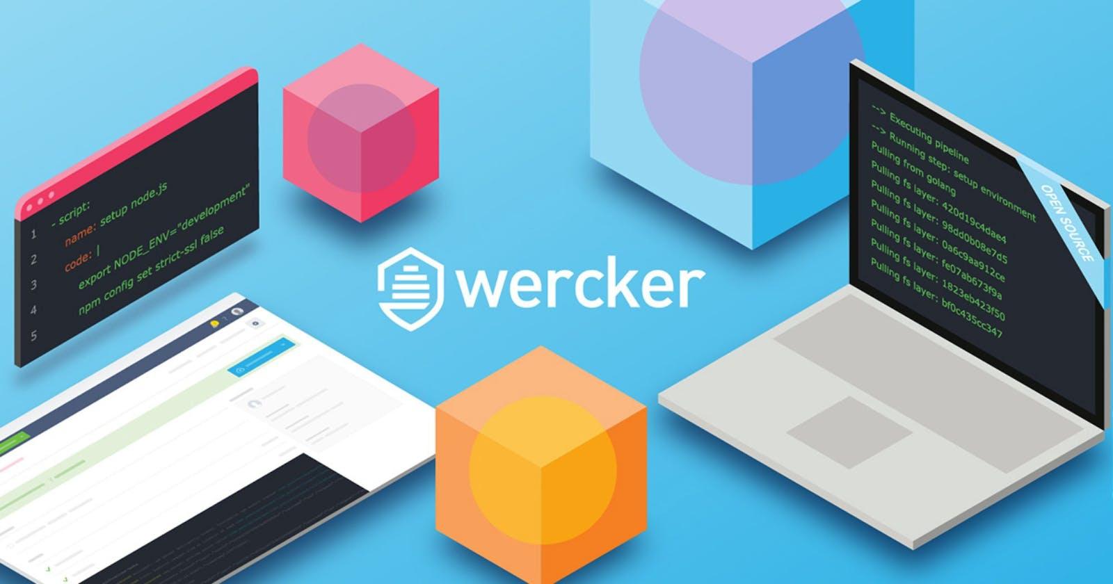 Automated deployments to Digital Ocean using Wercker