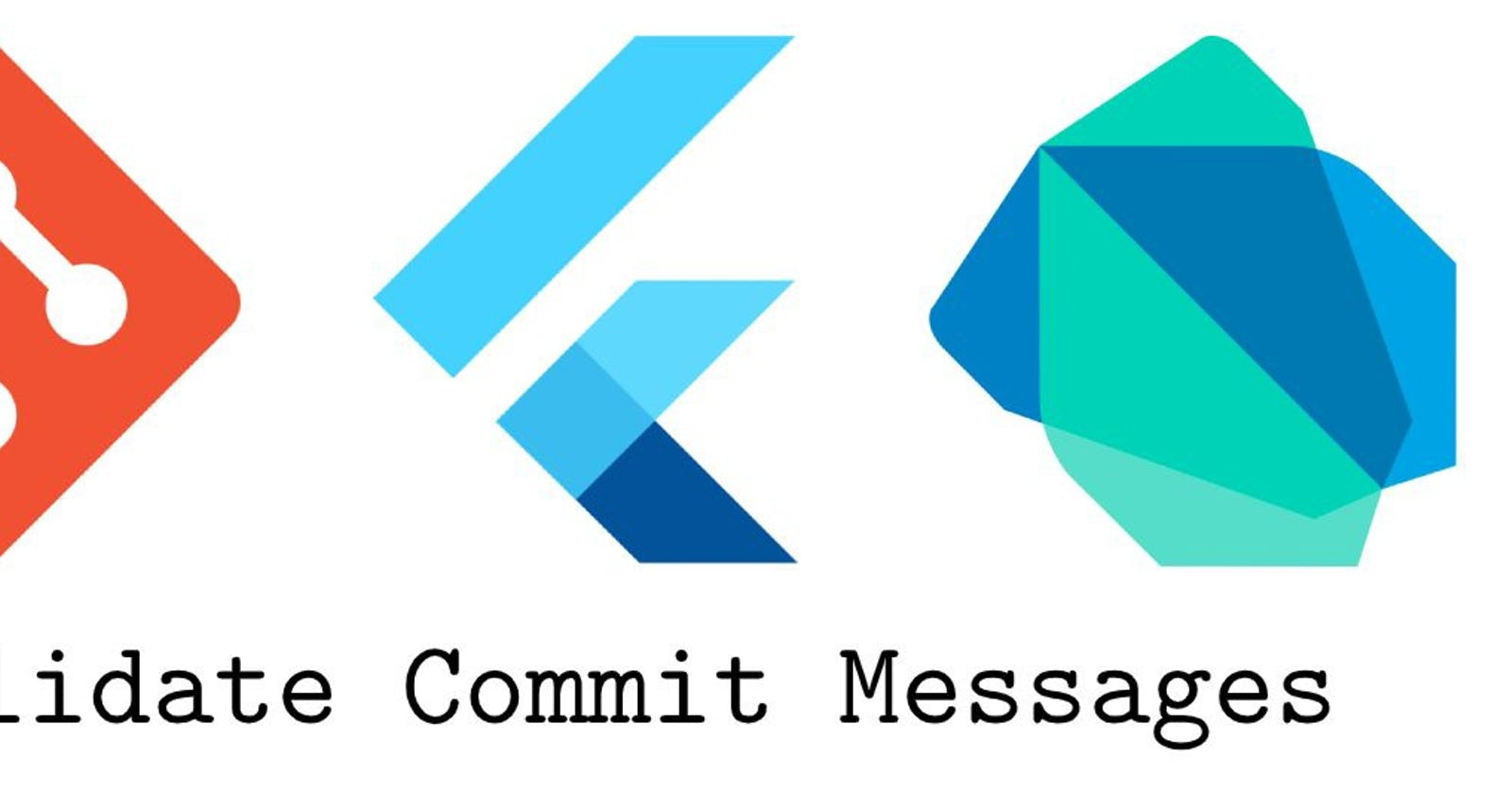 Validating commit messages with dart and Lefthook