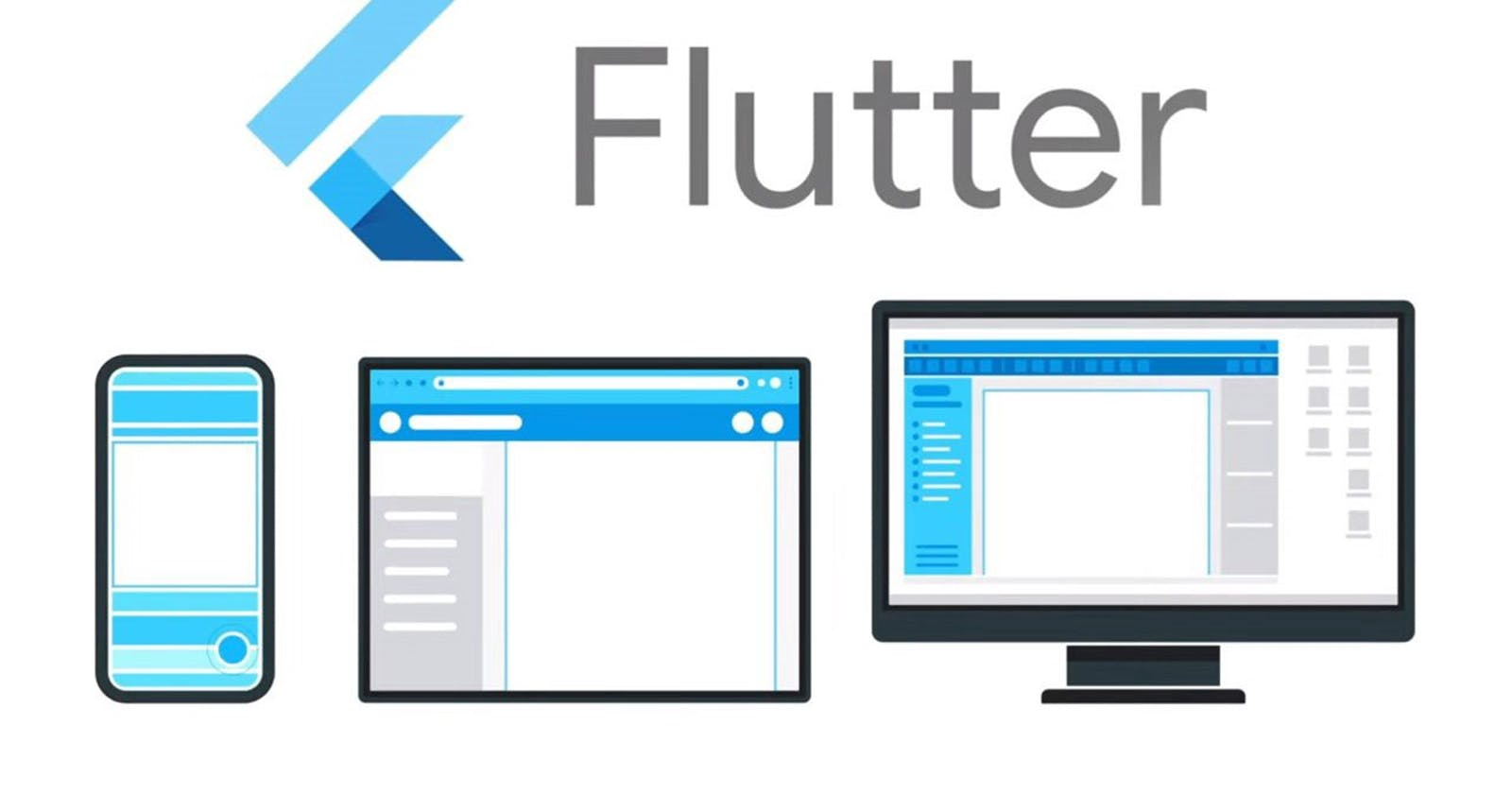 Adding Flutter web to an existing application