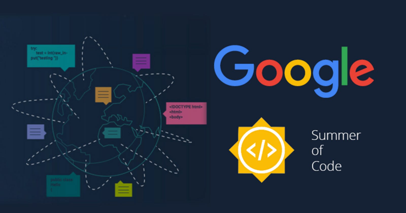 My Journey: Getting Selected in Google Summer of Code