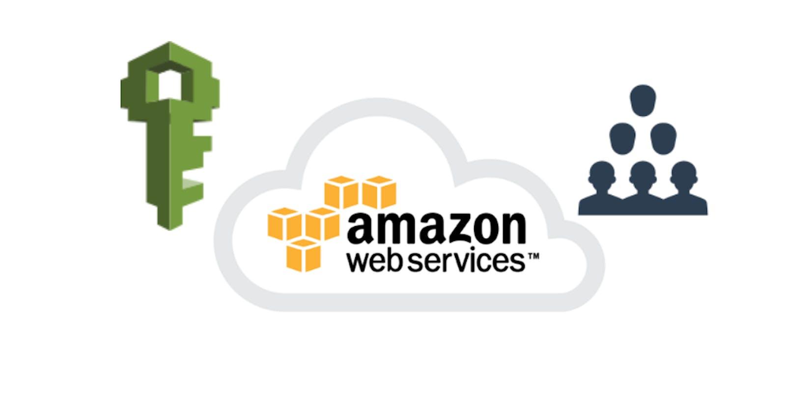 Create AWS IAM User with Programmatic Access
