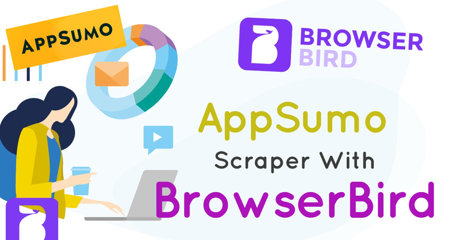Scrape AppSumo Products with BrowserBird - Without coding...