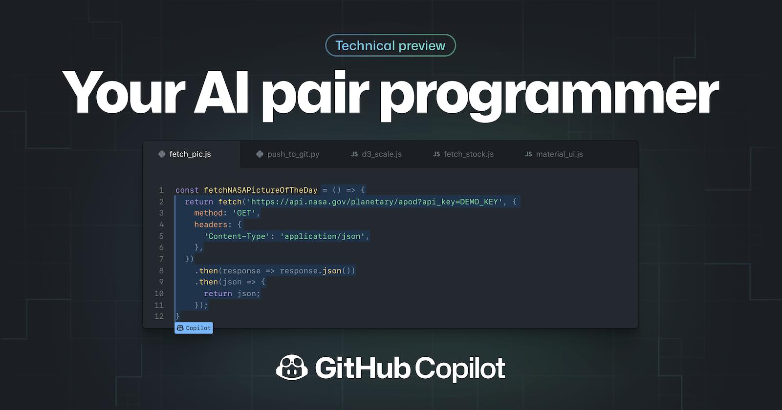 I tried GitHub Copilot (and you should, too!) 🤖 🚀