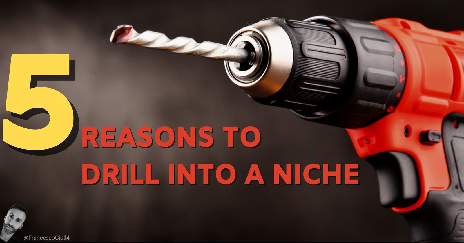 5 Reasons to drill into a Niche