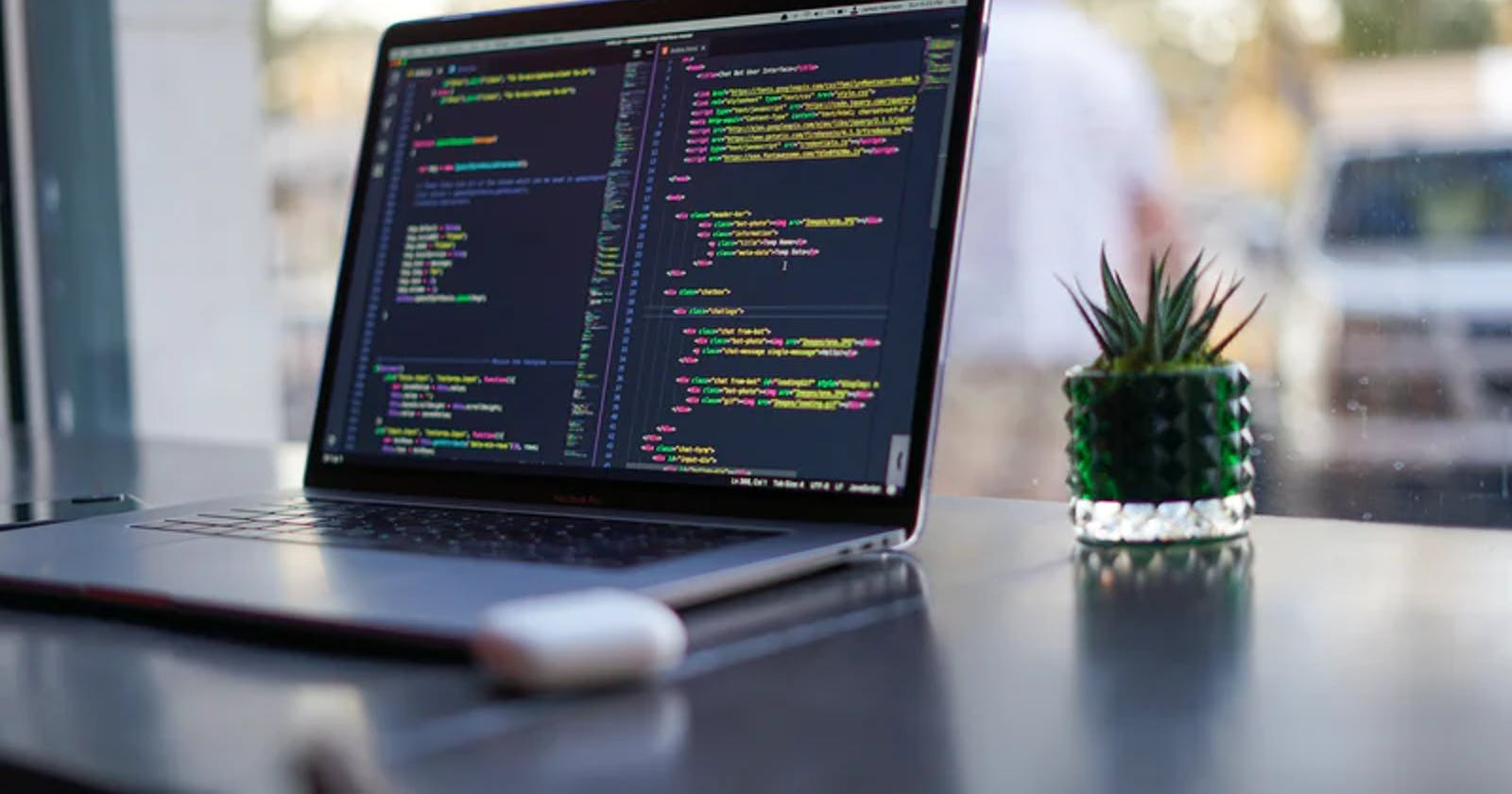 my life before code