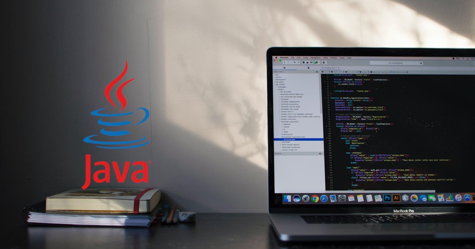 Java: Múltiplos JDK em ambiente MacOS