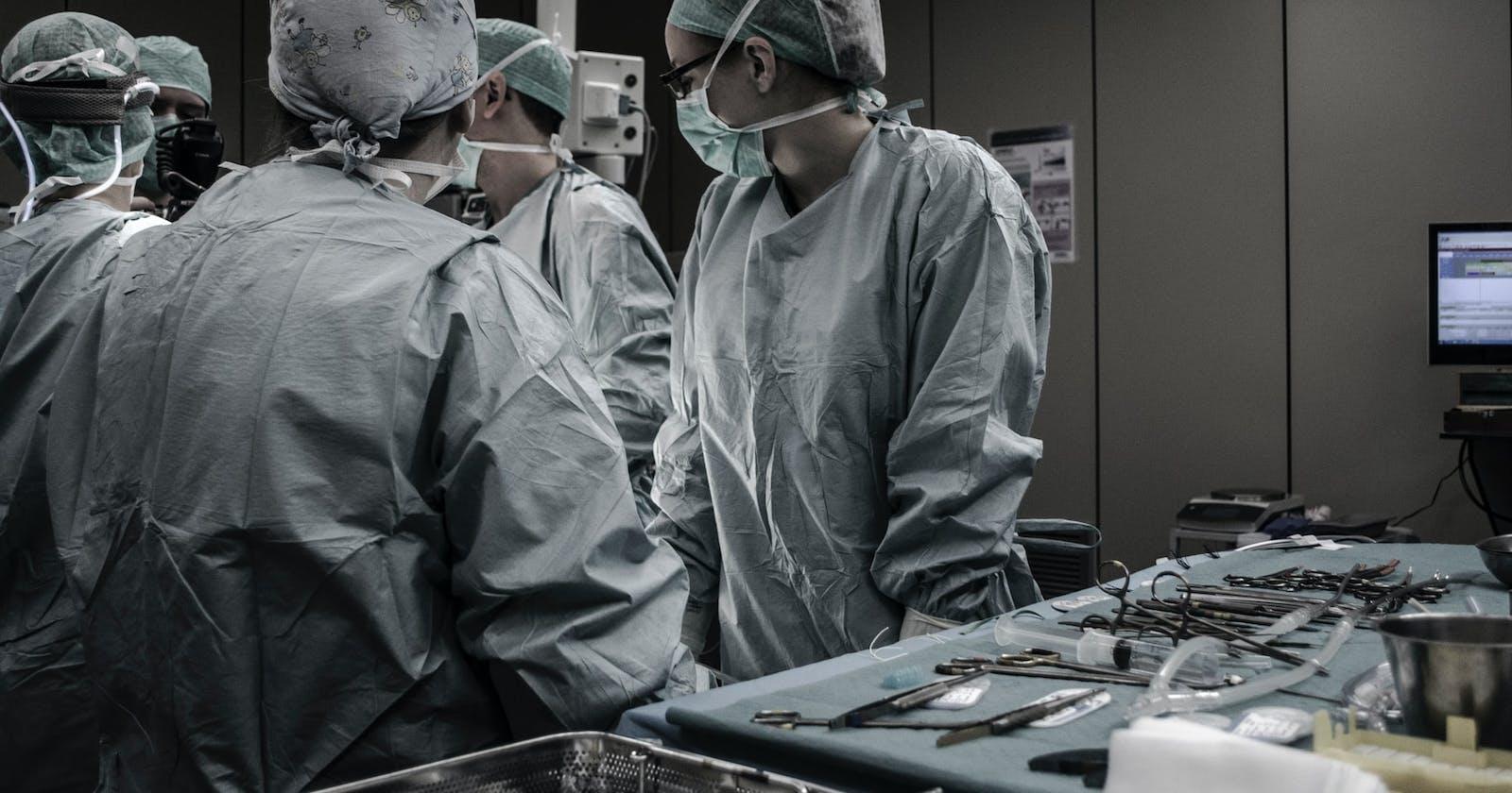 Cirurgia Plástica - expansor de tecido