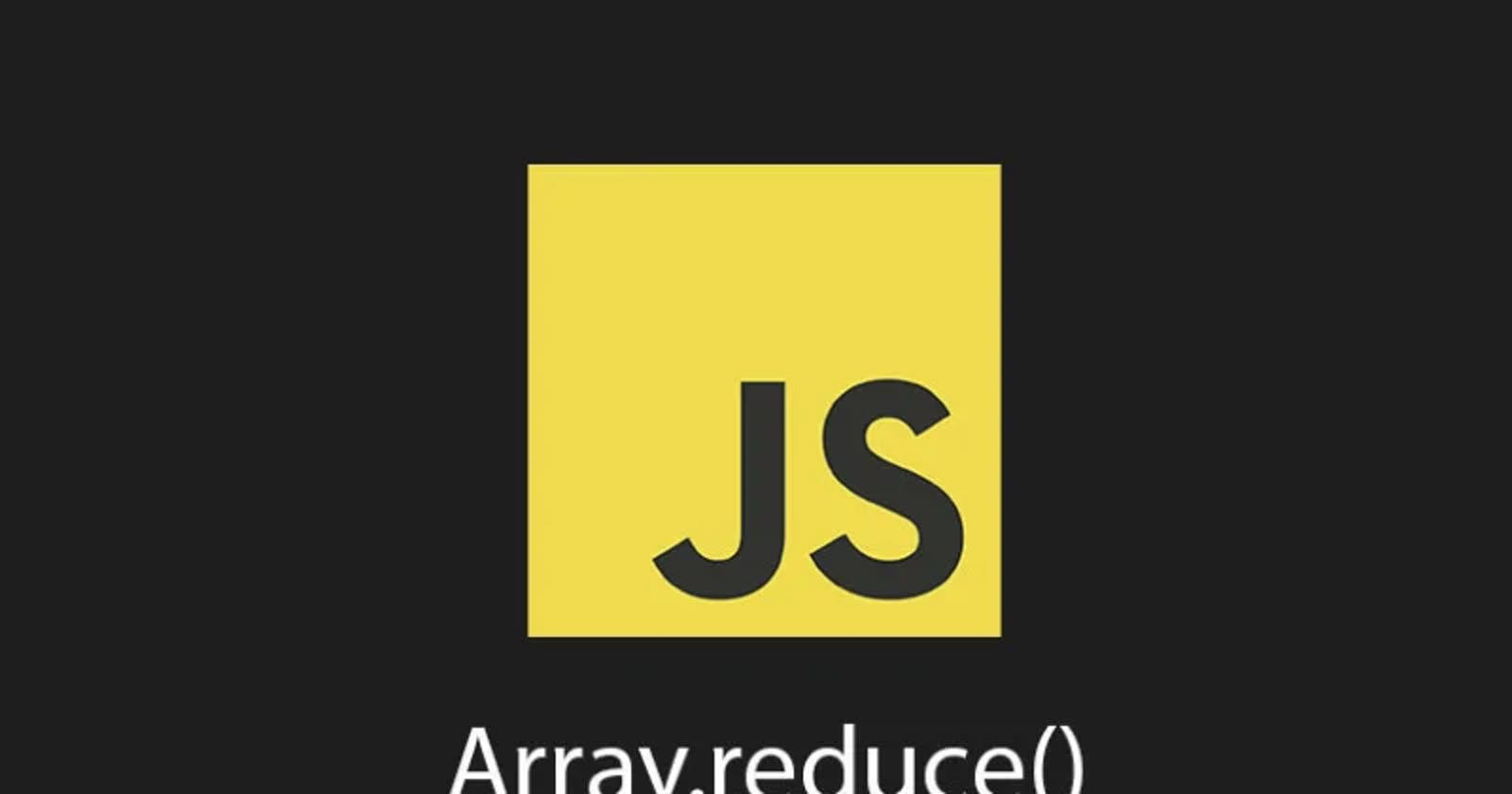 Power of Javascript reducer