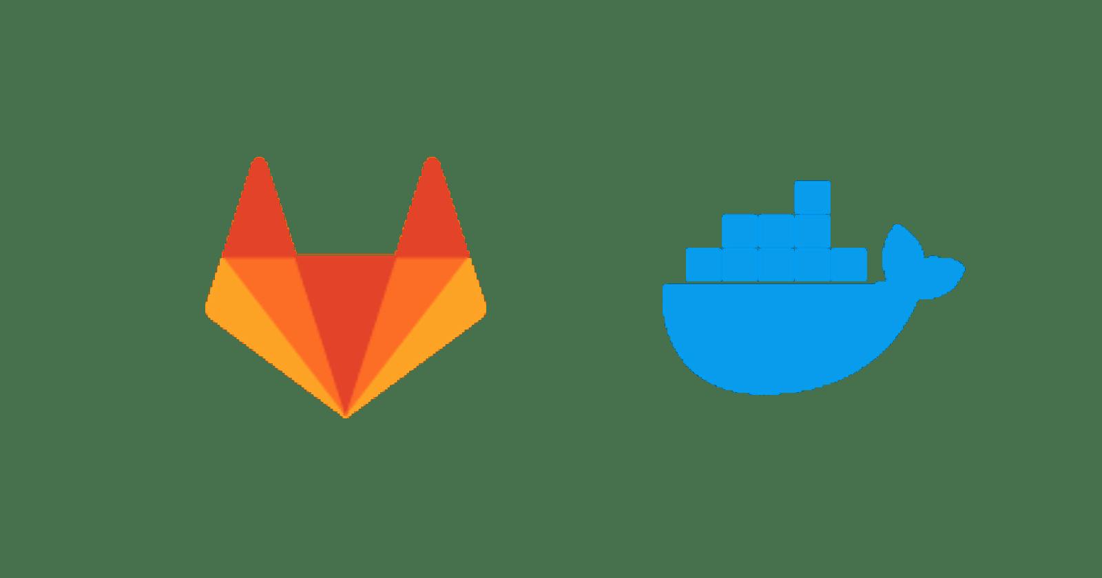 GitlabCI: expose Docker socket for faster builds