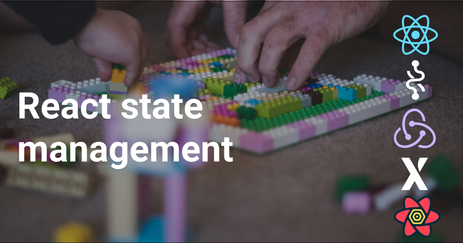 How to think about React state management