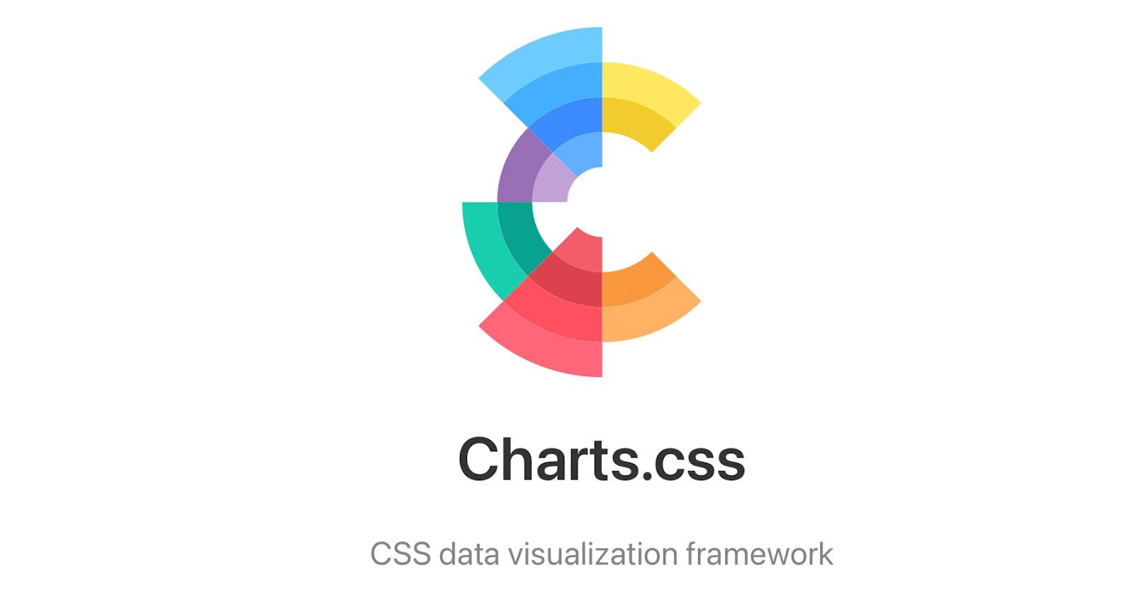 Charts.css new data visualization framework