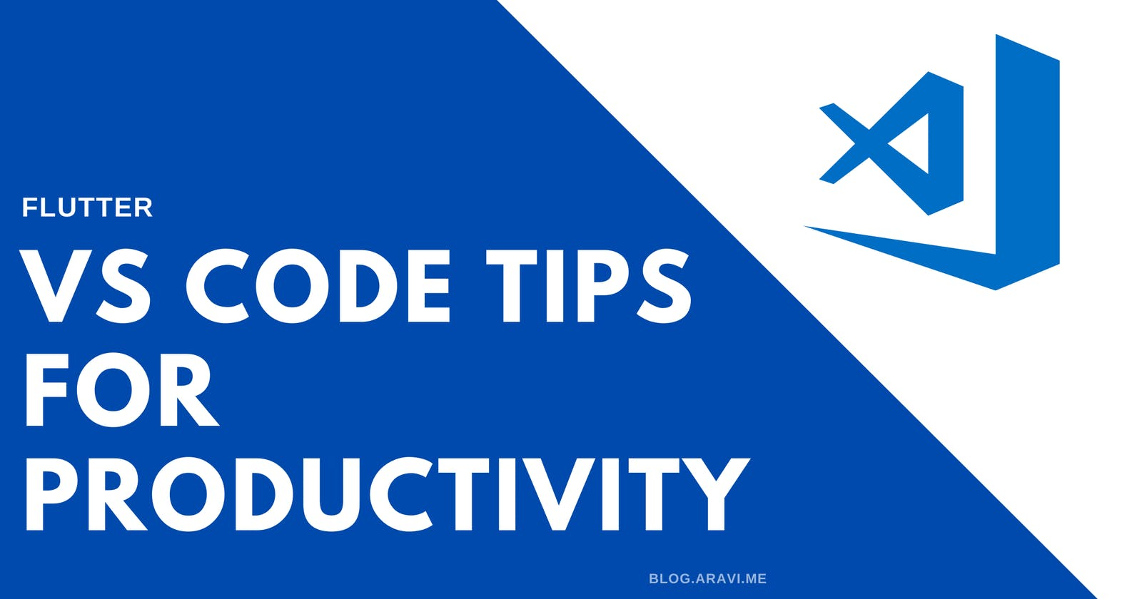 VS Code Setting that might help Improve your Productivity developing Flutter apps